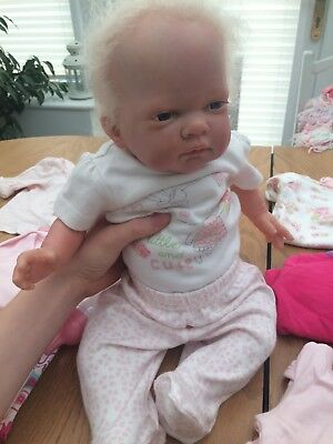 Mary Shortle reborn doll