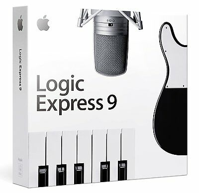 Apple Logic Express 9 MB788Z/A  V9.0 RETAIL BRAND NEW FACTORY SEALED IN BOX