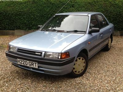 Classic Mazda 323 SE 1.3 very low mileage 57k,clean example Very rare