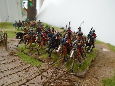 Perry Miniatures Medieval Light Cavalry Painted To Order