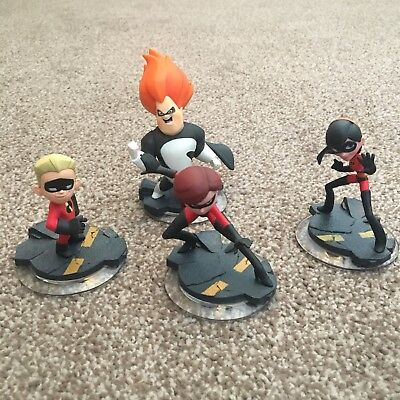 Disney Infinity - The Incredibles Characters 2.0
