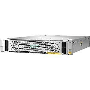 NEW! Hp Storevirtual 3200 25 X Hdd Supported 6 X Hdd Installed 3.60 Tb Installed