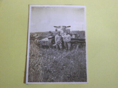 WW2 Japanese Army Tank Picture of Type 4 Ke-Nu.Very Good