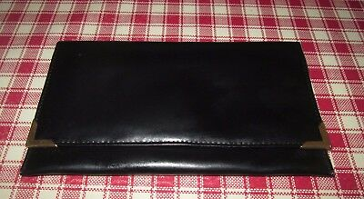 Vintage Real Leather Travel Wallet