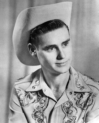 American Singer GEORGE JONES Glossy 8x10 Photo Country Music Star Print Poster