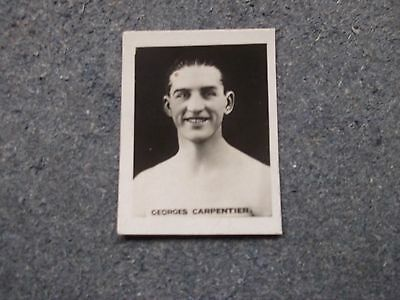 Comic Life Sports Champions 1922 GEORGIES CARPENTIER (Boxing)