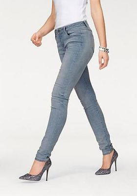 S9°2531 Tolle Jeans Von Arizona In Blue Used Gr. 40 Neu