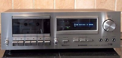 Pioneer CT-F600 - Calibrated and refurbished
