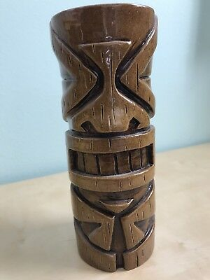 Munktiki Geister Tiki Mug Limited Very Low Number 5 With Certificate 2001