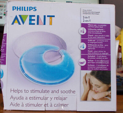 Philips AVENT Thermal Gel Pads, 2 Pack