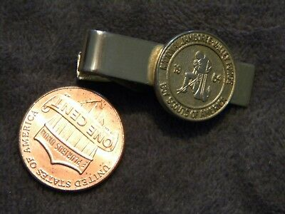 Boy Scouts Of America ~ 1964 Jamboree Tie Clip ~ Very Nice Condition ~