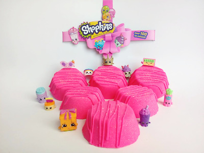 Bath bombs Shopkins / Fizzzbathbombs