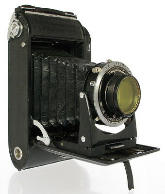VOIGTLÄNDER BESSA RF 1936 6x9cm with SKOPAR - MEDIUM FORMAT RANGEFINDER CAMERA