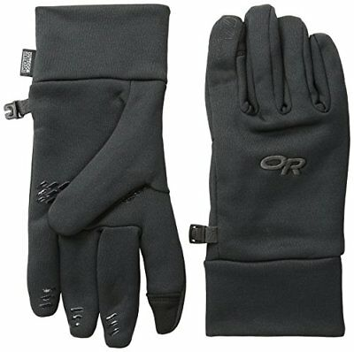 Outdoor Research Women's Pl 400 Sensor Gloves Black Medium Clothing Shoes Caving