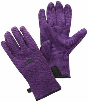Outdoor Research Women's Flurry Gloves Orchid Medium Clothing Shoes Accessories