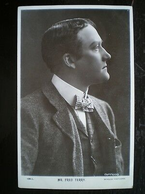 Postcard - Rp Fred Terry