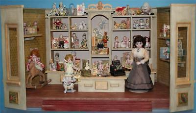 Jean Nordquist's Ultimate French Doll Shop Plans,Techniques,Graphics,Toys,Plus++