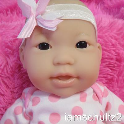 Precious Cuddly ASIAN Berenguer Preemie Newborn Baby Doll - For Reborn or Play