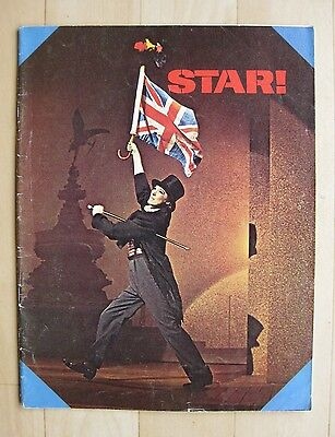 STAR 1968 Original movie programme Julie Andrews Richard Crenna musical
