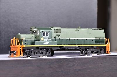 Overland OMI 1857 Alco C420 BCR #632 Two-Tone Livery Low Hood Pro/P RARE