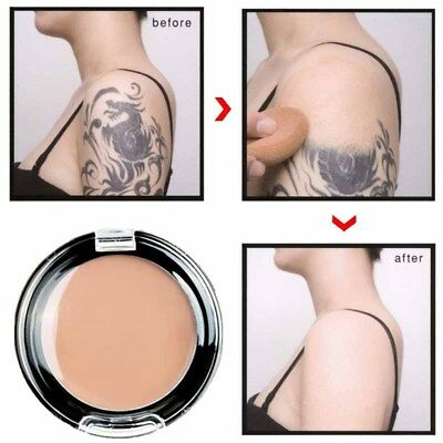 Invisible Pro Full Concealer Cover Makeup Primer Foundation Cream Skin Care