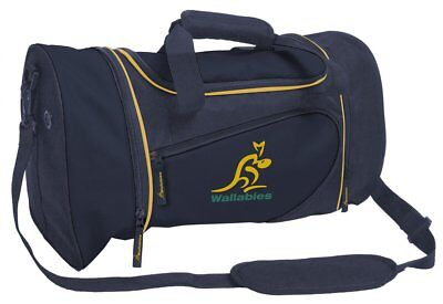 Rugby Union Australia Wallabies Supporter Gym Sports Bag!