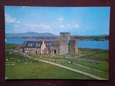 Postcard Islands Iona Cathedral