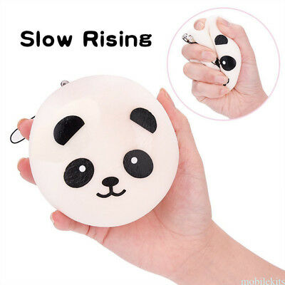 Cute Squeeze Relieve Stress Slow Rising Kid Toy Decor regalo para niños
