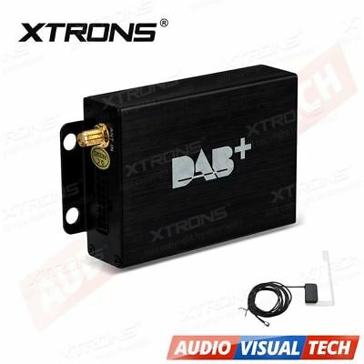 External DAB + Digital Radio Receiver Box for XTRONS Car DVD Player D719G/TD102G