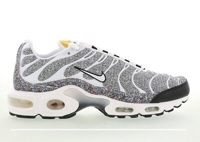 WOMENS NIKE AIR Max Tn Plus Se Tuned 1 Trainers White Black