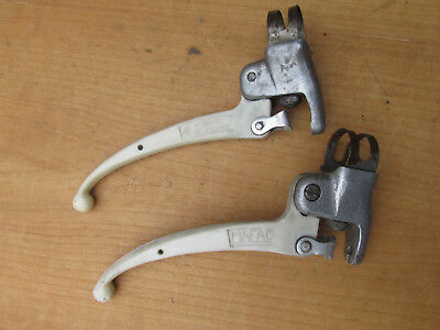 Mafac Leviers Poignee De Freins Velo Ville Ancien Road Bicycle Brake Levers