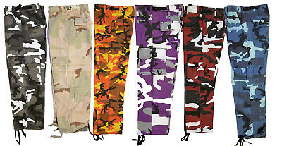 New Kids Camoflauge BDU Pants