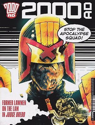 2000AD Prog #2048 - 13 September 2017 - NEW