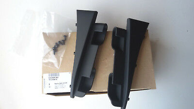 Audi TT Coupe Parcel Shelf Luggage Cover C-Pillar Side Brackets LEFT RIGHT 06-14