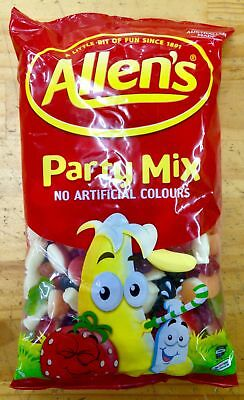 NEW Allen's Party Mix - 1.3kg Party Supplies Occasion Birthday Christmas
