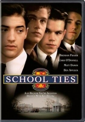 School Ties [New DVD] Ac-3/Dolby Digital, Dolby, Dubbed, Widescreen