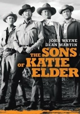 The Sons Of Katie Elder [New DVD] Dolby, Widescreen