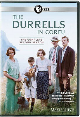The Durrells in Corfu: The Complete Second Season (Masterpiece) [New DVD] 2 Pa