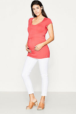 NEW Esprit Nursing short sleeve t-shirt FASTIVE ROAD