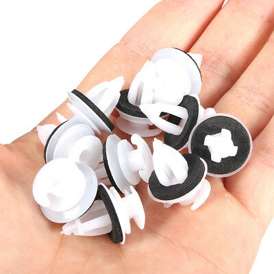 50Pcs Door Panel Clips With Seal Ring For BMW E34 E36 E38 E39 E46 X5 M3 M5 Z3
