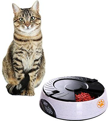 Automatic Pet Feeder with Voice Recording and Timer - By Utopia Home