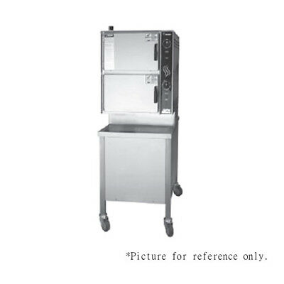 Groen HY-6G 2-Compartment Gas HyperSteam Convection Steamer - 45,000 BTU