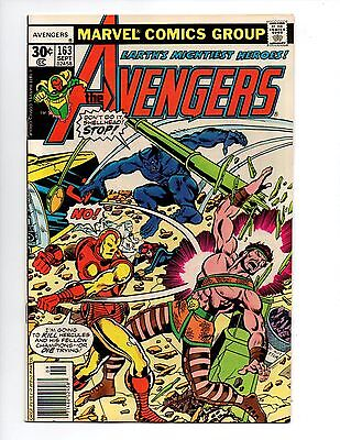 "The Avengers #163 (Sep 1977, Marvel) NM- 9.2 ""VS. THE CHAMPIONS"" CGC IT"