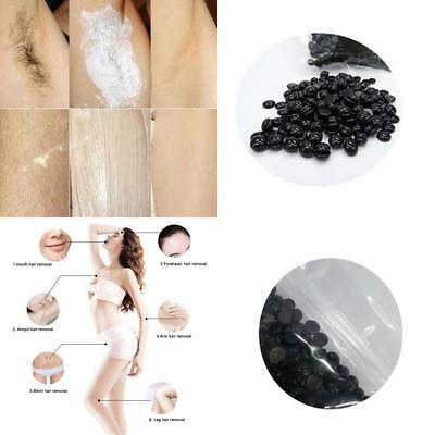 Full Body Depilatory Hard Wax Beans for Women Men Hair Removal Wax Scent pop Hot