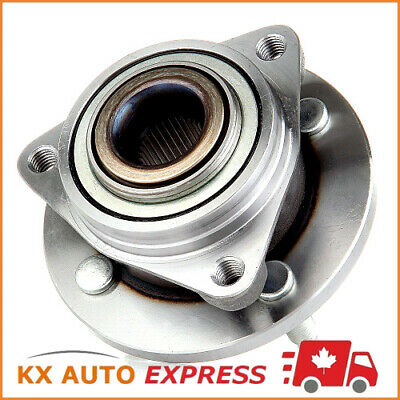 FRONT WHEEL HUB BEARING ASSEMBLY FOR SATURN ION 2003 2004 2005 4 Studs Non-ABS