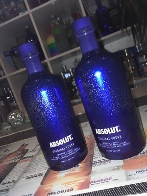 Absolut Vodka Uncover 2x