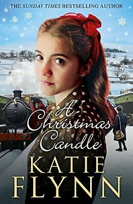 A Christmas Candle by Katie Flynn New Paperback Book