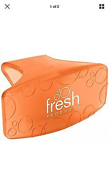 Fresh Products Eco-Fresh Bowl Clip, Mango, Orange, 12/Bx (BWKCLIPMAN)