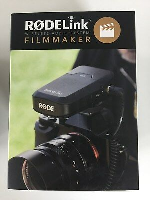 Rode RodeLink Filmmaker Kit - Digital Wireless System for Filmmakers