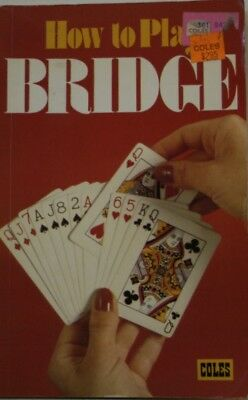 How to Play Bridge, Fox, G. C. H., Very Good Book